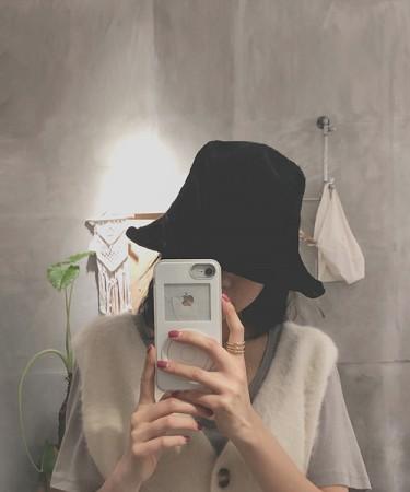 쥬리나 모자